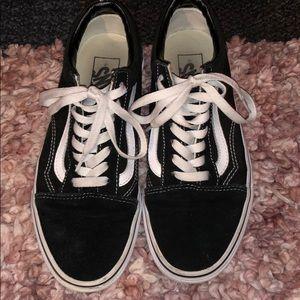 Vans Classic Ol'School Skate Shoes